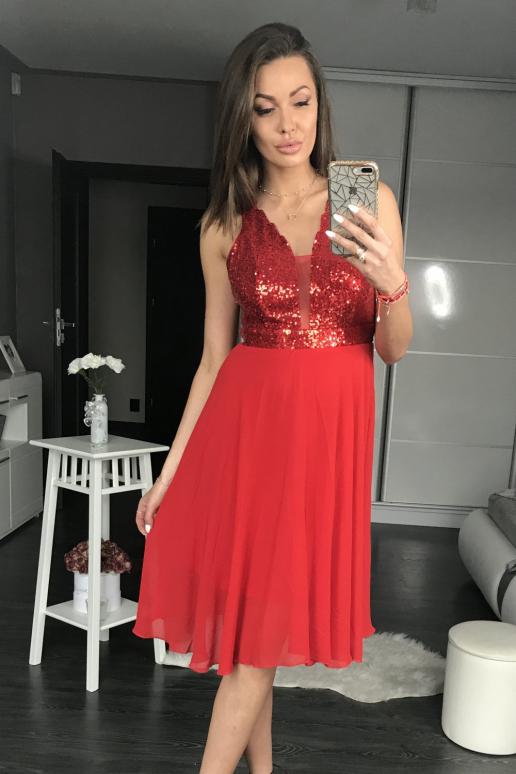 Vakarinė suknelė modelis 105293 YourNewStyle