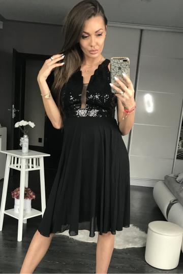 Vakarinė suknelė modelis 105294 YourNewStyle