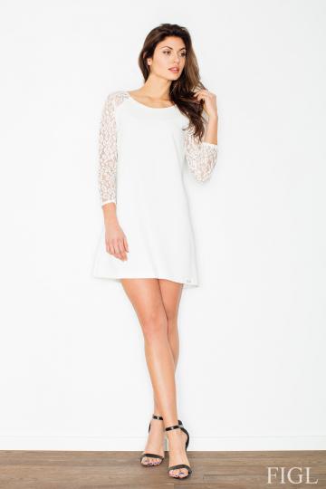 Evening dress model 57421 Figl