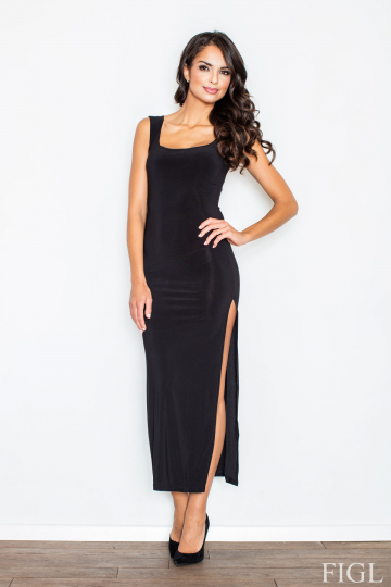 Evening dress model 47957 Figl