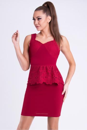 Vakarinė suknelė modelis 69974 YourNewStyle