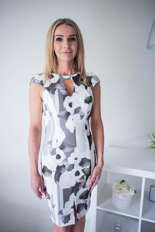 Suknelė modelis 127224 Jersa