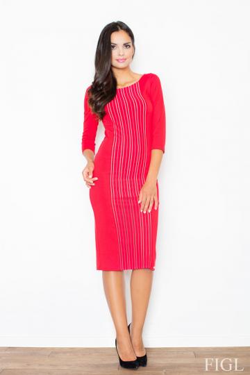 Evening dress model 47960 Figl