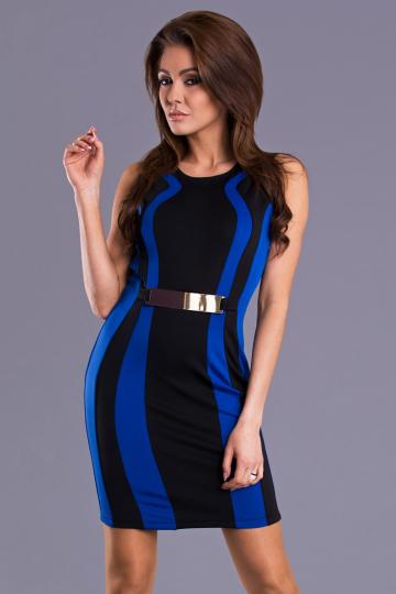Vakarinė suknelė modelis 40801 YourNewStyle