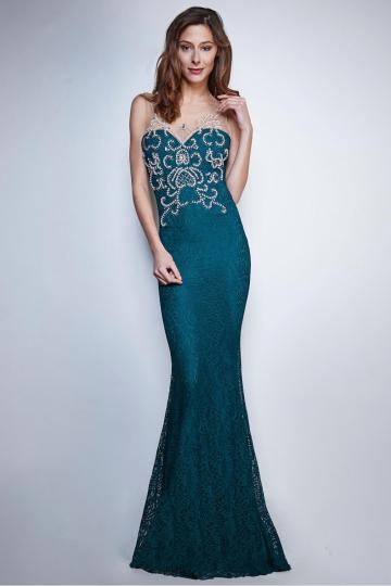 Ilga suknelė modelis 124629 YourNewStyle